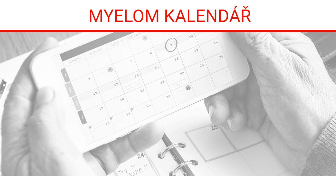 Myelom Kalendář